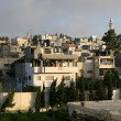 Hillside Homes In Bethlehem — Stock Photo