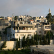 Stock Photo: Hillside Homes In Bethlehem