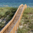Walkway To The Beach — Stock Photo