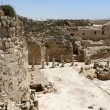Ruins At Herodian National Park — Stock Photo