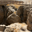 Ruins Of Ancient Jericho, Israel — Stock Photo