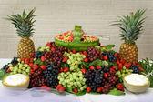 Display of Fruits — Stock Photo