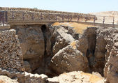 Excavations At Jericho, Israel — Stock Photo