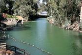 Jordan River, Israel — Stock Photo