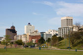 Memphis Skyline — Stock Photo