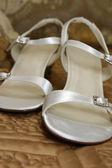 Open Toe Shoes — Stock Photo