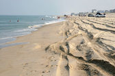 Outer Banks Beach, North Carolina — Stock Photo