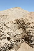 Ruins Of Old Jericho — Stock Photo