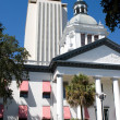 Florida State Capital Buildings — Stock Photo