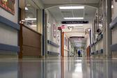 Hospital Hallway — Stock Photo