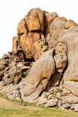 Rock near Ulaan Baatar — Stock Photo