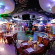 Night club interior — Stockfoto