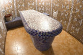 Spa mosaic table — Stock Photo