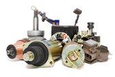 Auto spare parts — Stock Photo