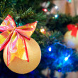 Christmas tree decorations — Stock Photo #1417279