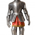 Knight armour suit — Stock Photo