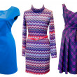 Dresses for women set - Stock Photo