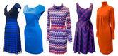 Dresses for women set — Stock Photo