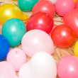 Many balloons - Stock Photo