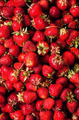 Strawberry background — Stockfoto