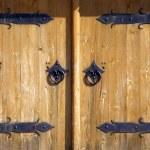 Old Gates — Stock Photo #1406228