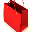 Shopping bag. 3d — Stock Photo