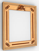 Frame. 3d — Stock Photo