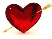 心。愛 — ストック写真