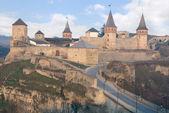 Viejo castillo defensivo — Foto de Stock