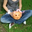 Pumpkin for Halloween - Foto de Stock