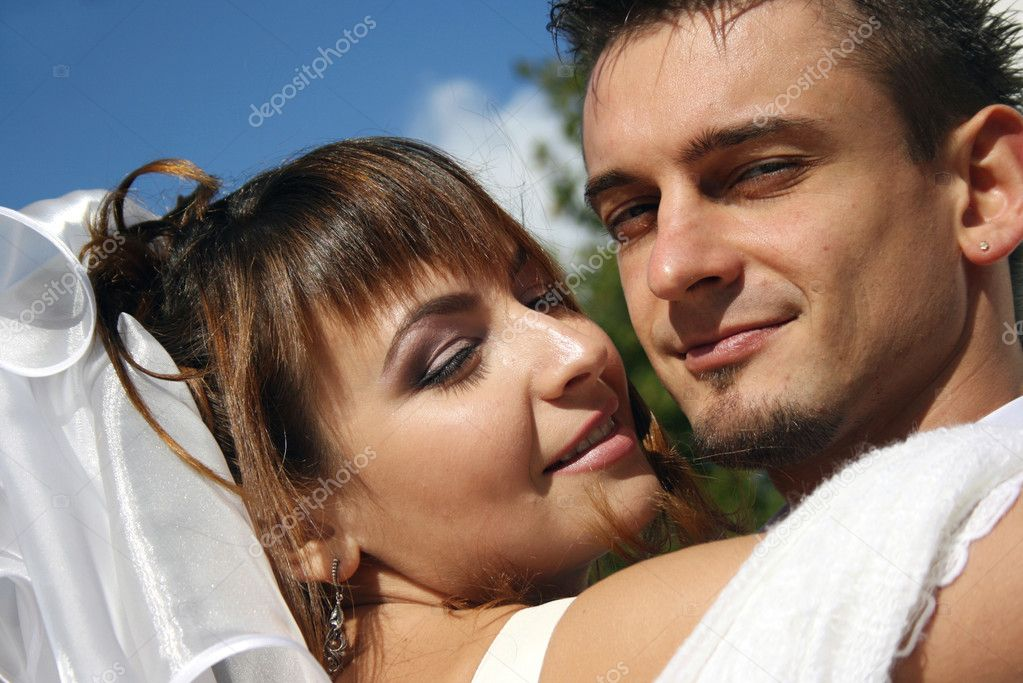 Wedding portrait  Stock Photo #1411020