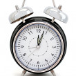 Stock Photo: Classical alarmclock