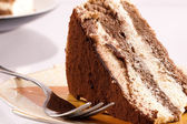 Coffee Cake — Stock Photo