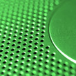 Green-steel mesh background — Stock Photo #1773699