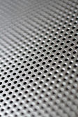 Silver-steel mesh background. — Stock Photo