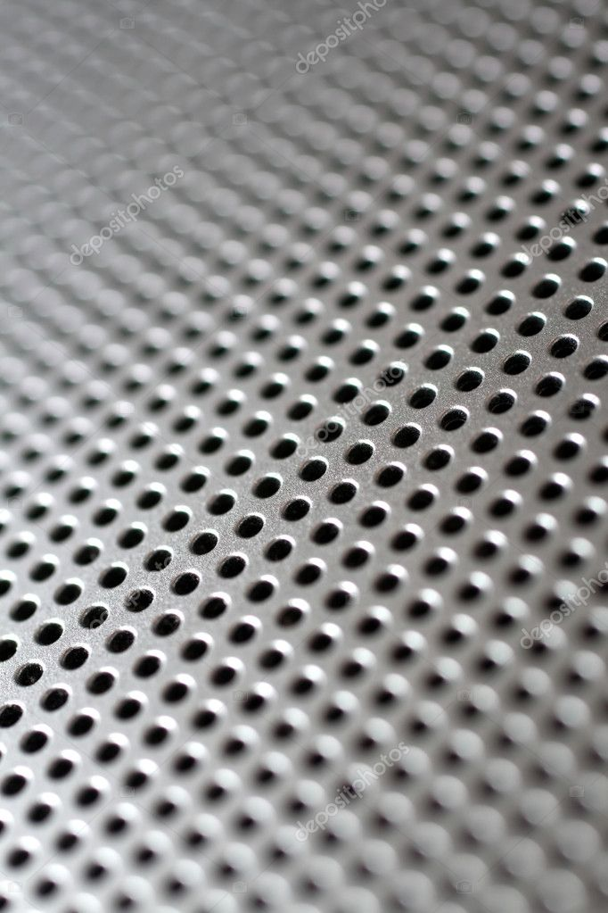 Silver-steel mesh background. — Stock Photo #1773529