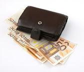 お金の財布 — ストック写真