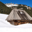 Mountain Shelter — Stock Photo #1469634