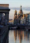 Church Savior on Blood, Saint Petersburg — Stock Photo