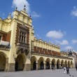 Stock Photo: Sukiennice - Cracow Old Town