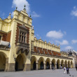 Sukiennice - Cracow Old Town — Stock Photo #1471330