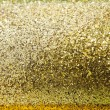Glitter sparkles dust on background — Stockfoto