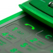 Close-up of mobile phone — Stock Photo