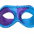Masquerade mask isolated — Stock Photo