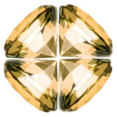Beautiful diamond crystal — Stock Photo