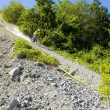 Downhill — Stock Photo #1433420