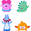 Monsters — Stock Vector #1657140