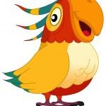 Parrot — Stock Vector #1932145