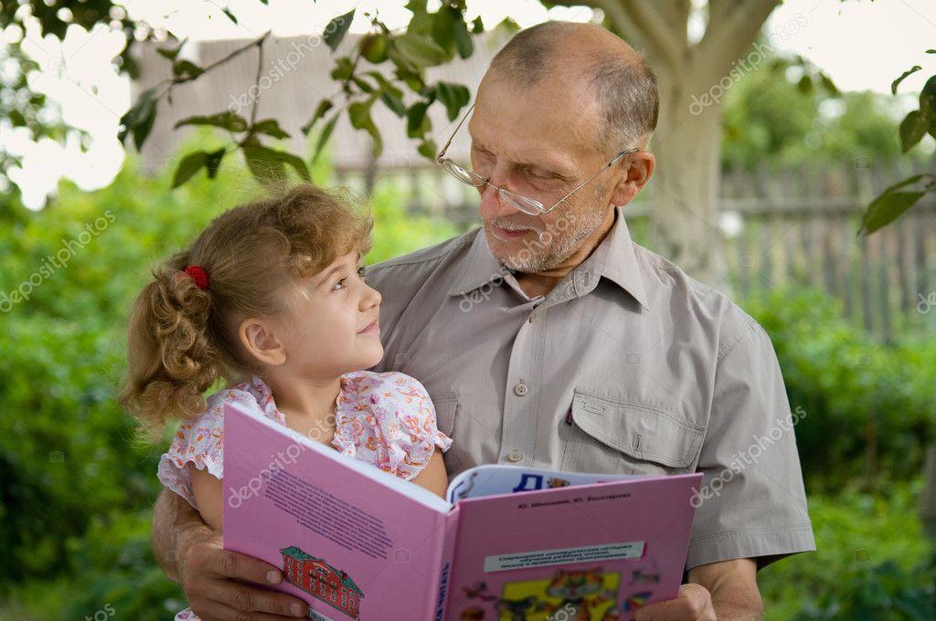 Дедушка ивнучка видео 7 фотография