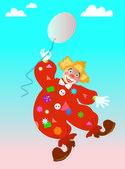 小丑 — 图库照片